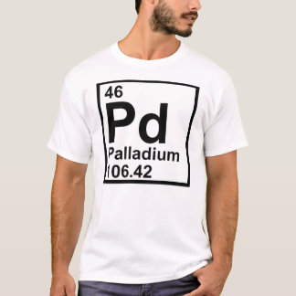 T-shirt Palladium