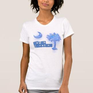 T-shirt Palmetto de la Caroline du Sud