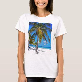 T-shirt Palmier des Caraïbes