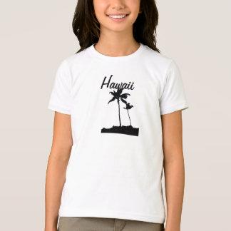 T-shirt Palmiers d'Hawaï