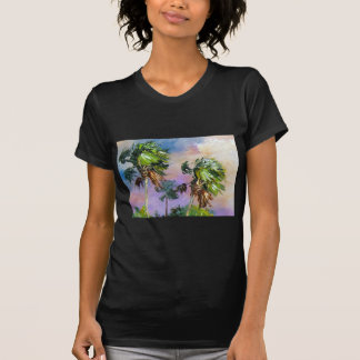 T-shirt Palmiers venteux