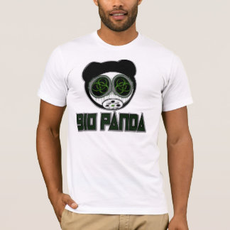 T-shirt Panda biologique