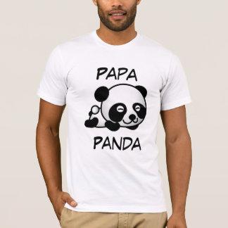 T-shirt Panda de papa