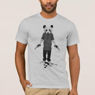 T-shirt Panda de tueur