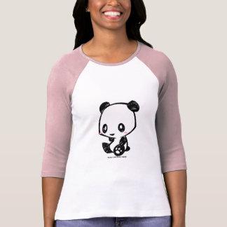 T-shirt Panda de Weetle