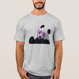 T-shirt Panda occidental