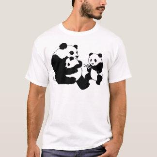 T-shirt Pandas