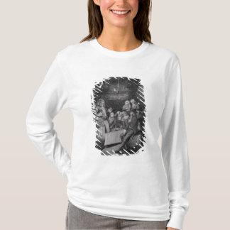 T-shirt Pandémonium de Conservateur, de John Trumbull
