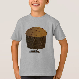 T-shirt Panettone de sourire
