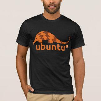 T-shirt pangolin précis de l'ubuntu 12,04