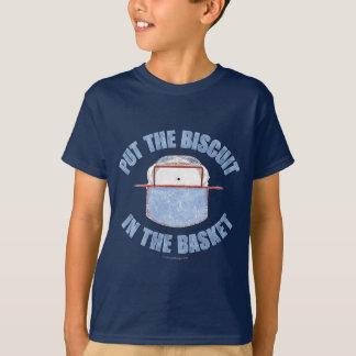 T-shirt Panier de biscuit (hockey)