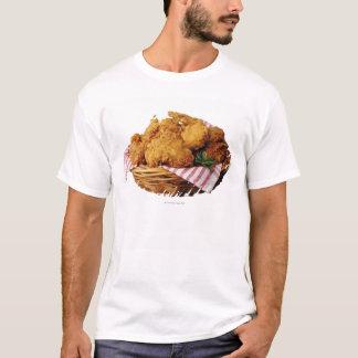 T-shirt Panier de poulet frit