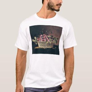 T-shirt Panier des prunes