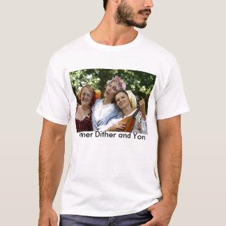T-shirt Panique et Yon de ce côté-ci