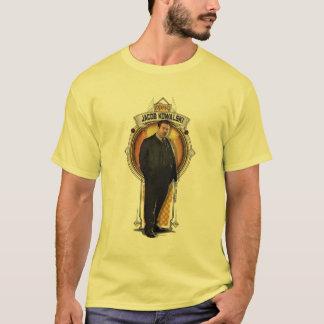 T-shirt Panneau d'art déco de Jacob Kowalski