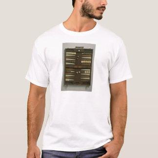 T-shirt Panneau de jeu de backgammon