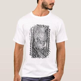 T-shirt Panneau de porte, style de Henri II, c.1556