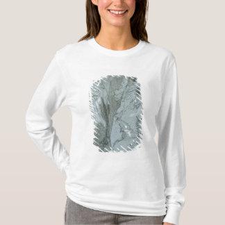 T-shirt Pantalica, des 'vues de la Sicile (craie et