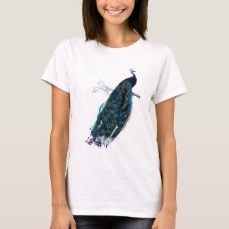 T-shirt Paon vintage