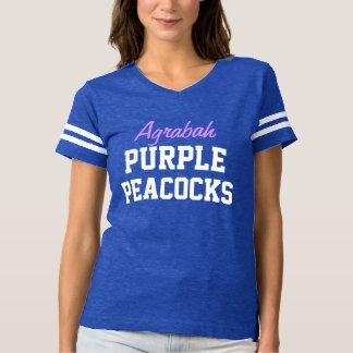 T-shirt Paons de pourpre d'Agrabah