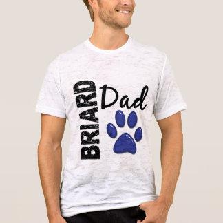 T-shirt Papa 2 de Briard