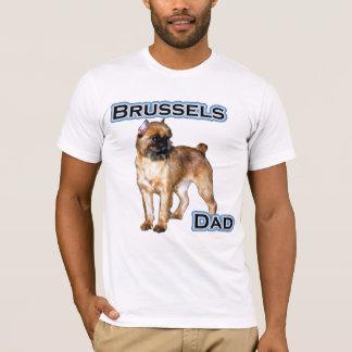 T-shirt Papa 4 de Bruxelles