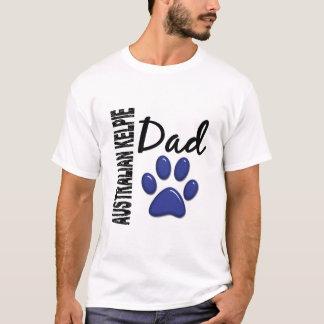 T-shirt Papa australien 2 de Kelpie