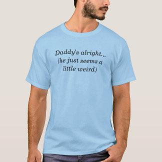 T-shirt Papa bien
