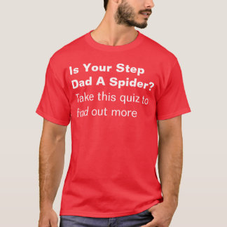 T-shirt papa d'araignée