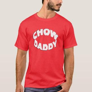 T-shirt Papa de bouffe