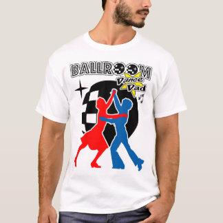 T-shirt Papa de danse de salle de bal