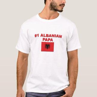 T-shirt Papa de l'Albanais #1