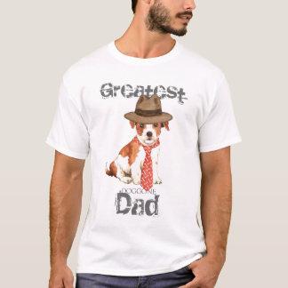 T-shirt Papa de Russell de pasteur