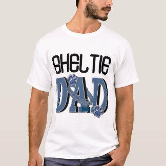 T-shirt PAPA de Sheltie