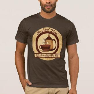T-shirt Papa instantané