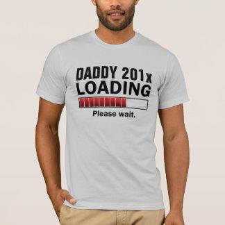 T-shirt Papa personnalisé à être