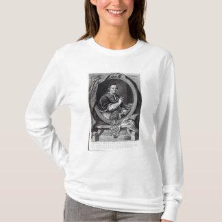 T-shirt Pape Clement XIV, gravé par Domencio Cunego