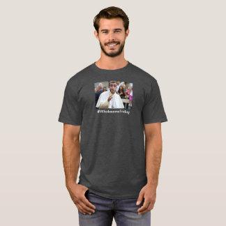 T-shirt Pape Pobst