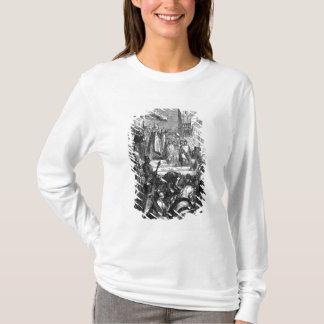 T-shirt Pape Urban II prêchant la première croisade