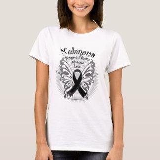 T-shirt Papillon 3 de cancer de la peau