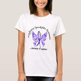 T-shirt Papillon 6,1 de spondylarthrite ankylosante