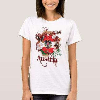 T-shirt Papillon Autriche