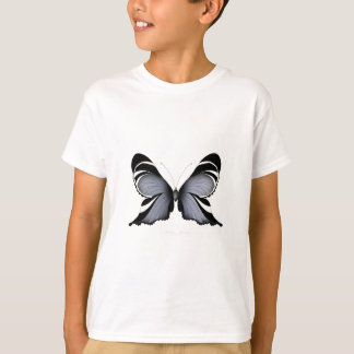 T-shirt Papillon bleu 3 Sulawesi Woodtree