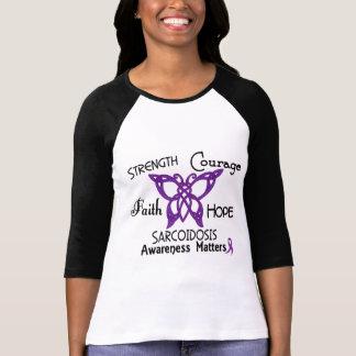 T-shirt Papillon celtique 3 de sarcoïdose