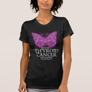 T-shirt Papillon de cancer de la thyroïde