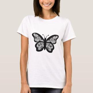 T-shirt Papillon de henné