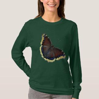 T-shirt Papillon de manteau de deuil - antiopa de