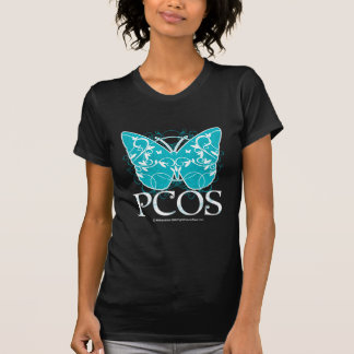 T-shirt Papillon de PCOS