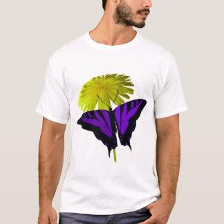 T-shirt Papillon de pissenlit