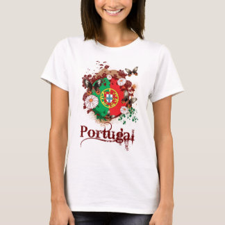 T-shirt Papillon Portugal